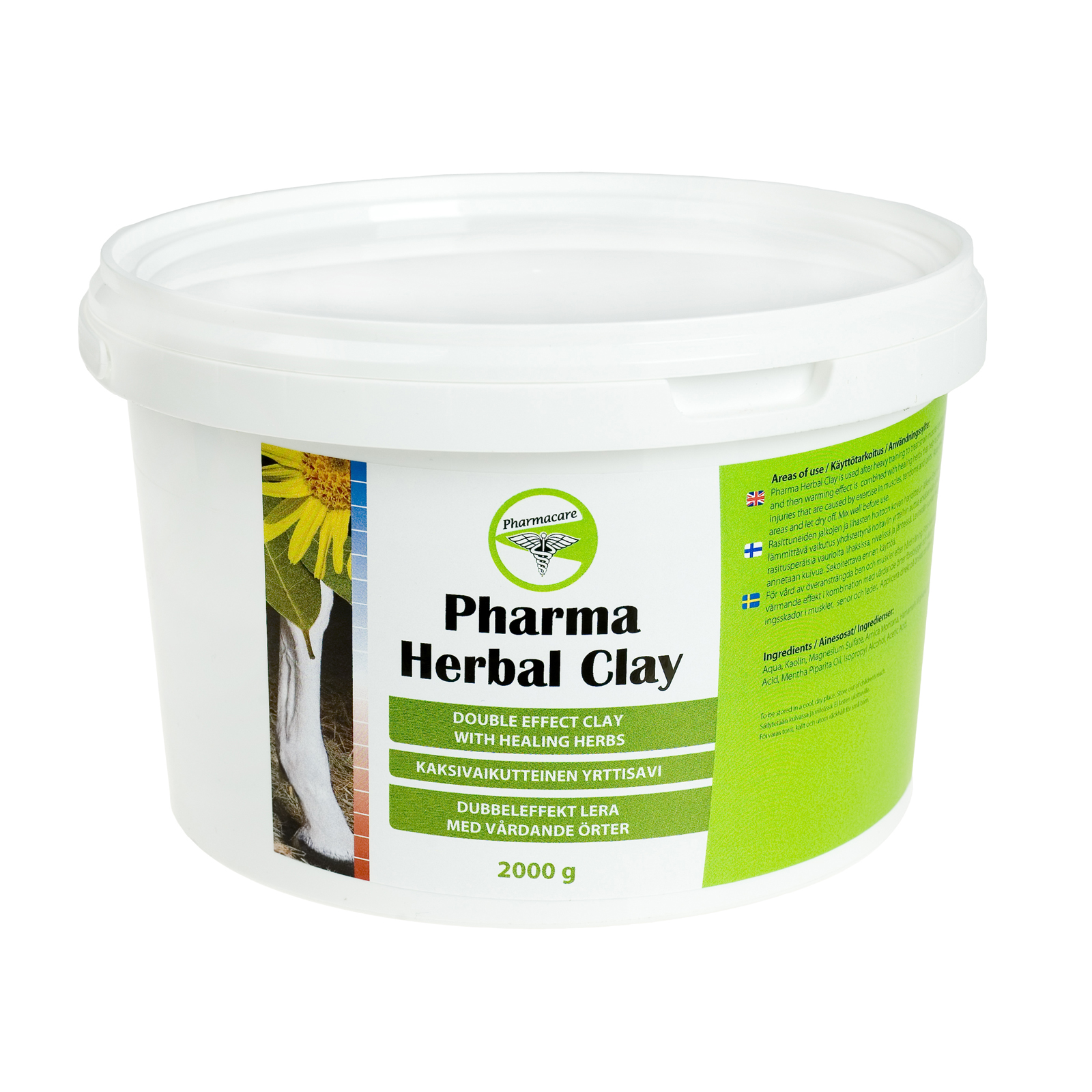 Pharma Herbal Clay savi, 4x2kg